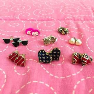 Forever21 Earrings Bundle