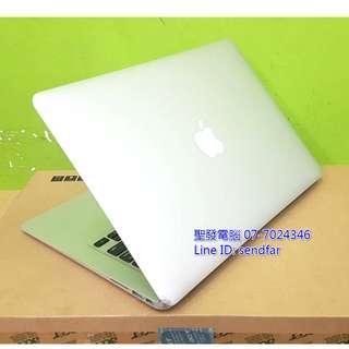 🚚 Macbook Air APPLE A1369 i5 1.7G 256SSD 13吋筆電 聖發二手筆電