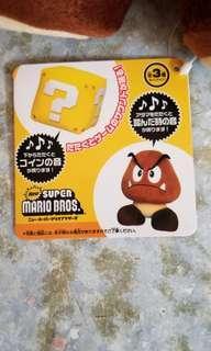 日本 06~07年 Banpresto Super Mario 孖寶兄弟 發聲 公仔 5 個