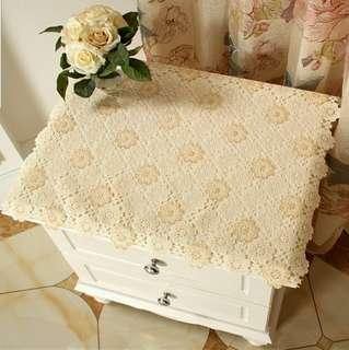 Side table cloth