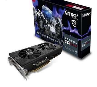 RX 580 Nitro+ Sapphire 4GB