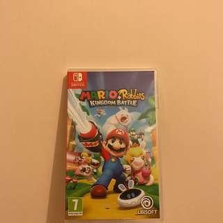 Switch - Mario + Rabbids kingdom battle