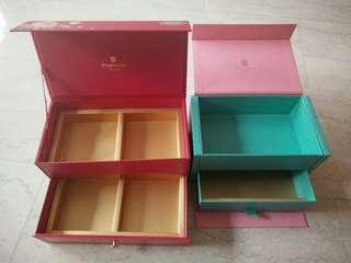🚚 2018 moon cakes boxes
