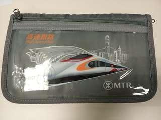 高鐵HSR旅行証件袋
