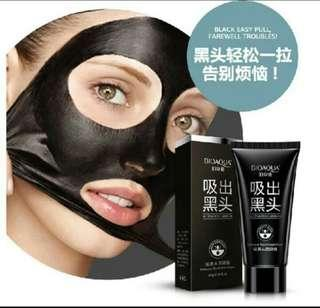 Activated carbon black mask bioaqua