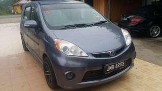 Perodua alza ez 2011
