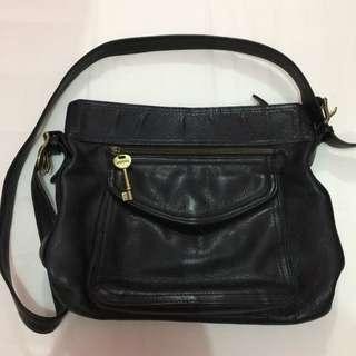 Fossil 1954 The New American Classic Black Bag #75082
