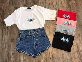 Tsum Tsum T-shirt (Stitch)