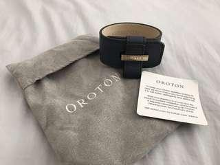 Oroton Leather Bracelet