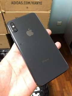 256GB iPhone X Space Grey