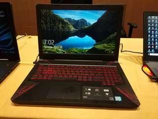 Credit Laptop Gaming asus Rog Gl503ge Promo free1x angsuran tanpa cc