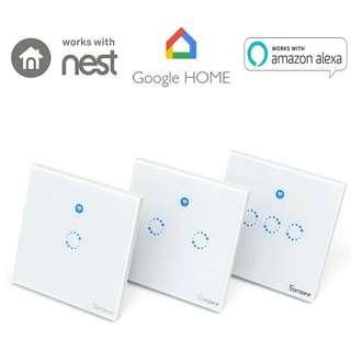 ITEAD SONOFF T1 WIFI WALL TOUCH SWITCH