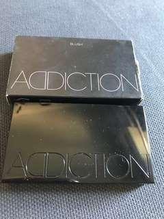 Addiction blush
