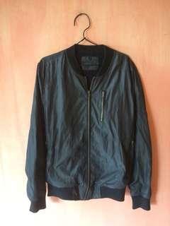 Bomber jacket black