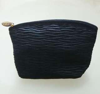 🌸泰國NaRaYa 黑色紋理化妝袋