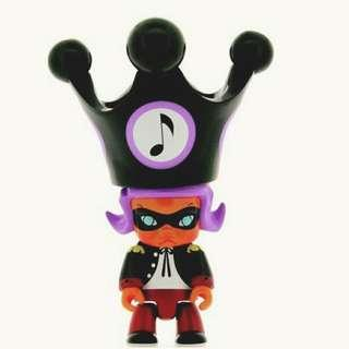 Toy2r x Kennyswork Molly Qee series 2 (Note Note) 原色1隻