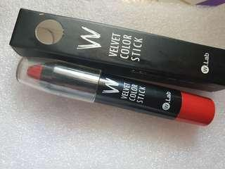 W lab velvet color stick