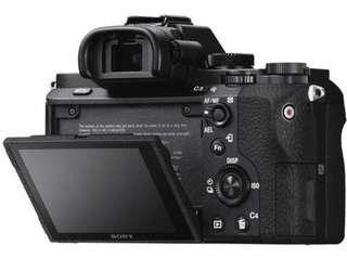 New Kamera Sony Alpha A7 II Bisa Kredit Tanpa Ribet