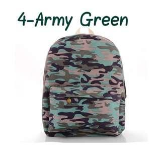 🚚 Korean New Style Bag / School bag / Shabby Chic Backpack - Promotion sales
