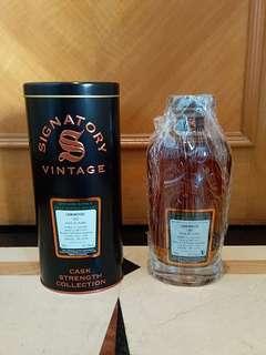 限量版 200号Signatory Linkwood 20Yr 57.5% 70cl Single Malt Whisky 聖弗力裝瓶廠單一麥芽威士忌