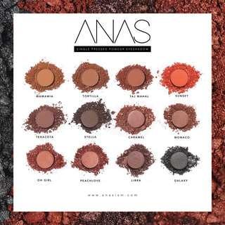 Anas single eyeshadow