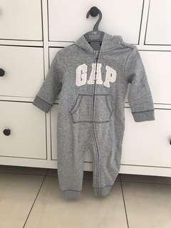 hoody  jump suit Gap