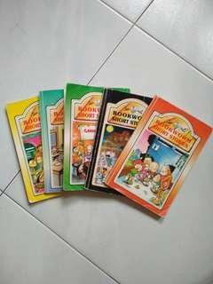 Bookworm Short Stories