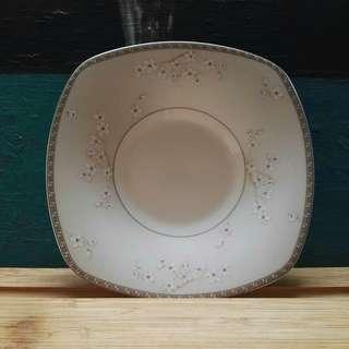 Korean Jade Bone Orphan Saucer