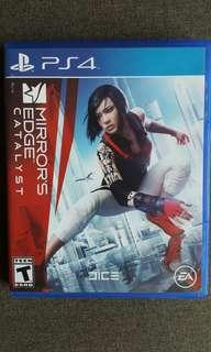 PS4 Used Game - Mirror's Edge Catalyst