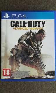 PS4 Used Game - Call of Duty: Advanced Warfare