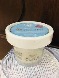 Scentio milk plus Whitening Facial Mask 100ml