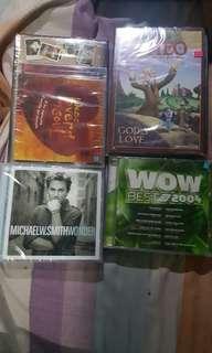 Christian cd/movies