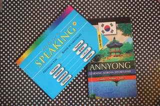 Korean Japanese English Learning Guide