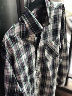 Ben Sherman Longsleeve Multicoloured Checked Shirt