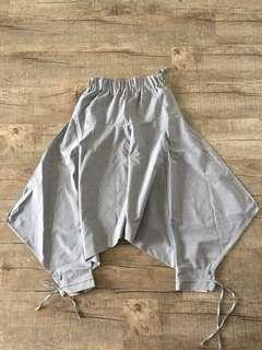 BNWT Grey Harem Pants