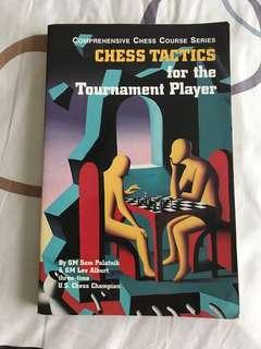 Chess Tactics for the Tournament Player  (Comprehensive Chess Course Series) by GM Sam Palatnik