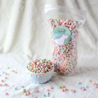 [LAST PACK] Hearties Marshmallow Gems by KK & JJ