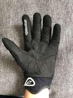 Alpinestars Spartan Gloves - size M