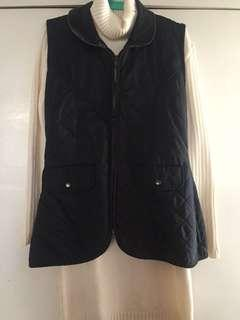 Sud Express Quilted Winter Vest