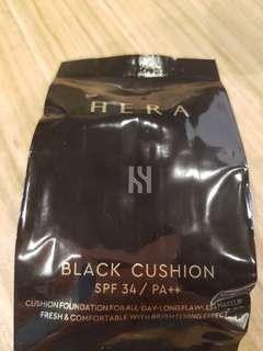 Hera Black Cushion Refill Tone 21