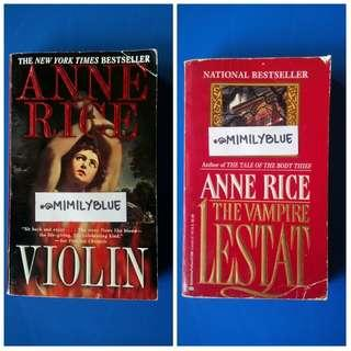 Anne Rice Bundle