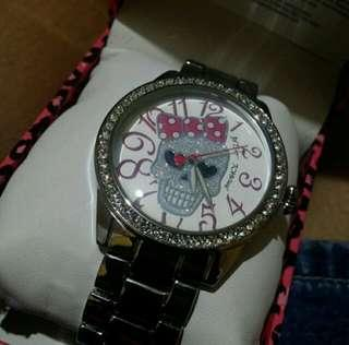 US Original Betsey Johnson Watch