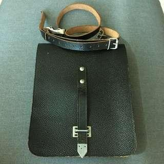 Vintage Leather Field Case