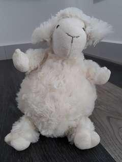 Soft doll sheep