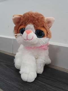 Cute cat doll