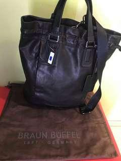 Braun Buffel Document Bag