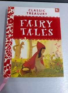 English Fairy Tales story book