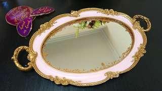粉紅色鏡碟