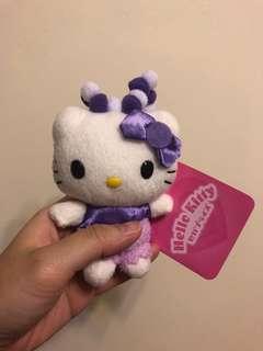 全新日本景品公仔 Sanrio Hello Kitty 吊飾公仔