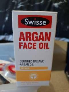 Argan face oil - dry skin